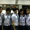 Blink Girlband Indonesia - Putih Abu-Abu