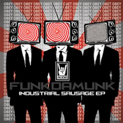 Funkdamunk - Swag ( K+Lab remix clip) GLITCHN001