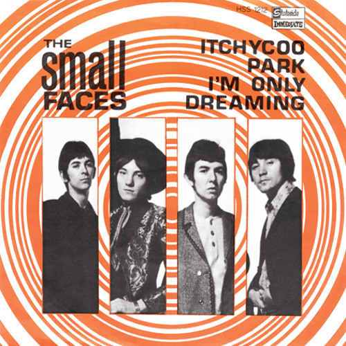 """Small Faces - Itchycoo Park (Record Store Day 2012 7"""")"""