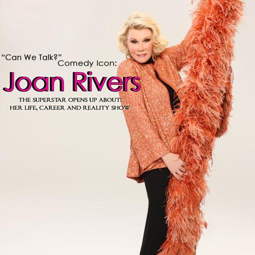 Joan Rivers Showbiz Deluxe Greeting