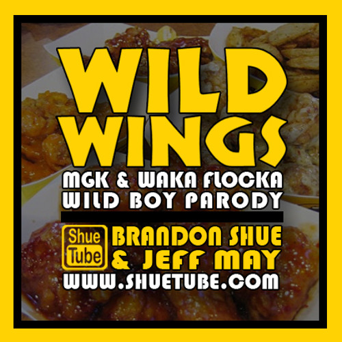 Wild Wings (MGK feat. Waka Flocka - Wild Boy Parody)