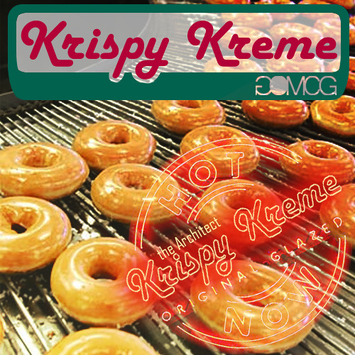 The Architect - Krispy Kreme