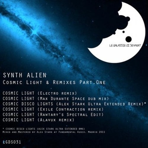 Synth Alien CosmicLight Alavux Remix