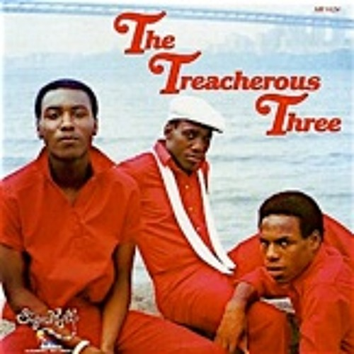 "Special K of ""The Treacherous Three"""