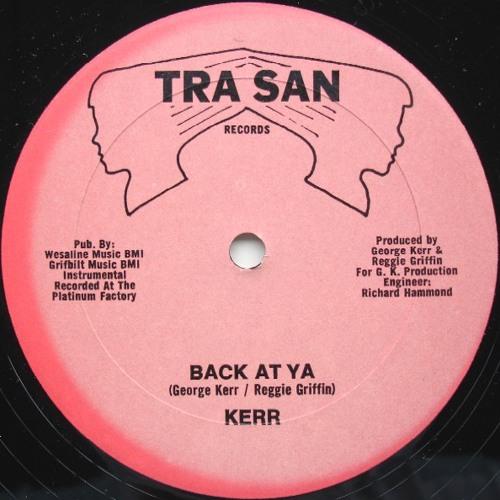 Kerr - Back At Ya (Neighbour DJ Tool)
