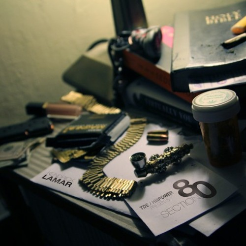 Kendrick Lamar - Blow My High (Members Only)