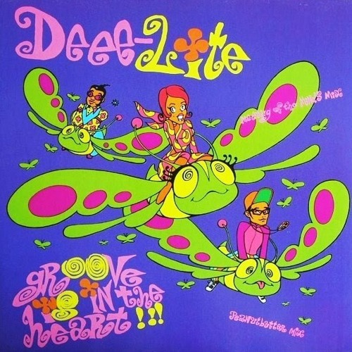 Hell Ektik vs Dee-Lite - Groove is in Mumbai (DJ Versianni mashup)