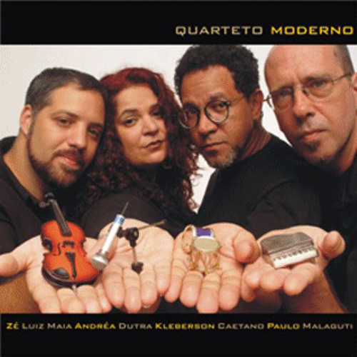 Moody's mood for love (james moody and eddie jefferson) Andrea Dutra - Quarteto Moderno