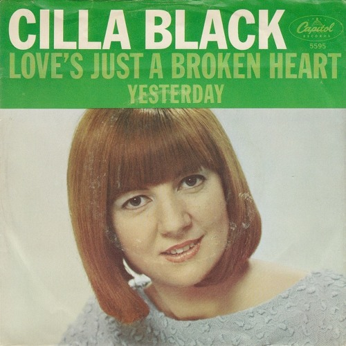 Cilla Black - You're My World md