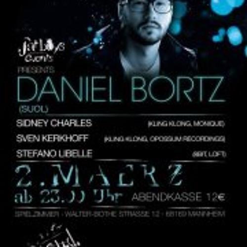 TYA in L.O.U.D. mit Daniel Bortz, Sidney Charles, Sven Kerkhoff - 02.03.12 - Spielzimmer Mannheim
