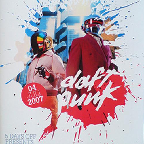 DAFT PUNK Alive 2007 @ Heineken Music Hall, Amsterdam