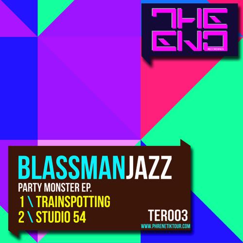 (TER003) // Studio 54 - BlasmanJazz (promo cut)