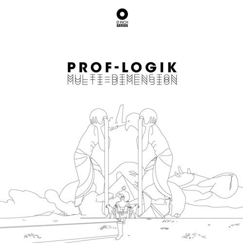 "CR002 - Prof.Logik ""Multi-Dimension"" Teaser Vinyl"