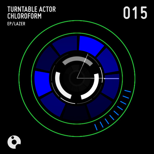 OOO EP015-Turntable Actor Chloroform-Find The Flow