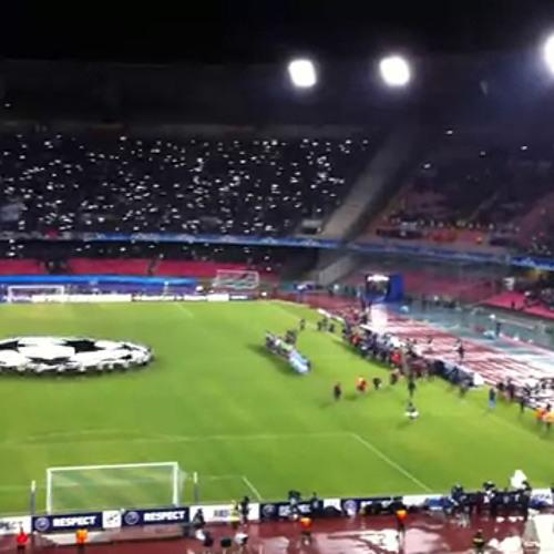 San Paolo Stadium Effect Champions Legue 1