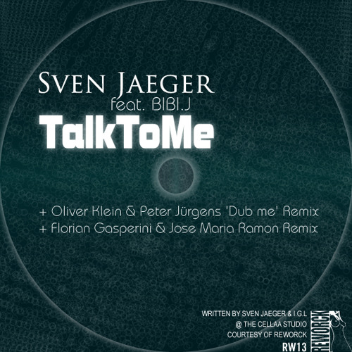 Sven Jaeger-Talk To Me-Original Mix-Reworck 013