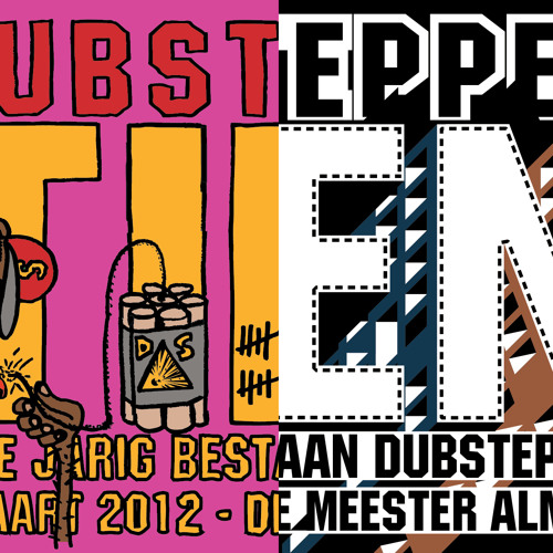 Dubsteppen TIEN Mixtape