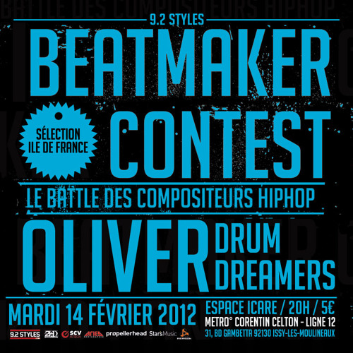 Real Hiphop( By Oliver ) == DrumDreamers Music == Master