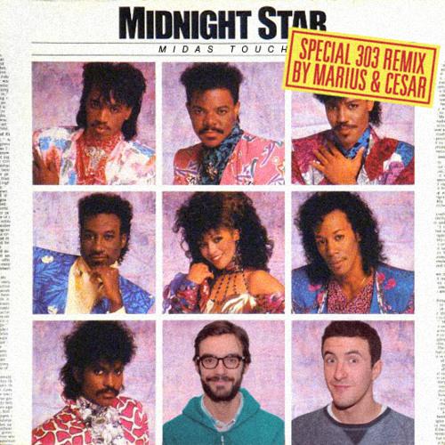 MIDNIGHT STAR - Midas Touch (MARIUS & CESAR Remix)