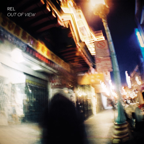 REL - Out of View (LP)