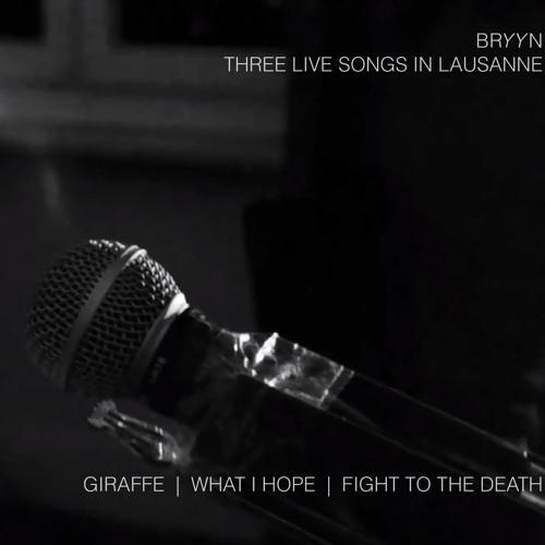 What I Hope (live)