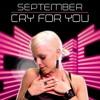 September - Cry for you (WAVELAB Bootleg)