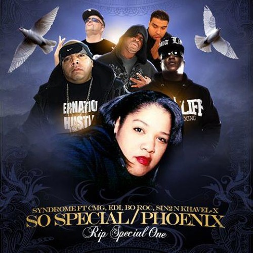 so special feat. CMG, EDI of Outlawz, Syndrome & Sin2- Music by Aaron Weiss produced by Sin2