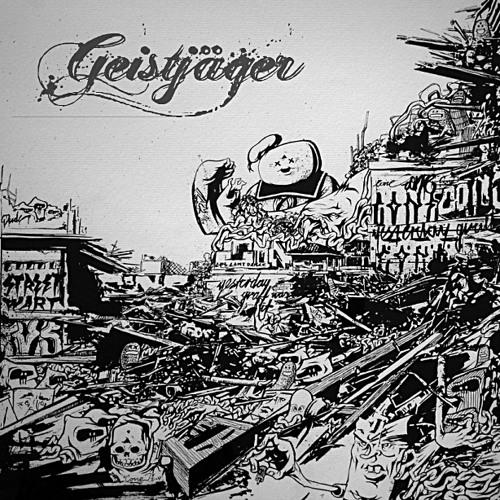 Geistjäger (mixed & compiled by Said Tayebi)