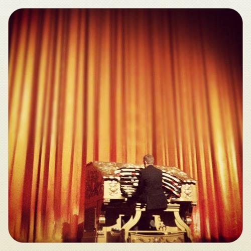 Organist at El Capitan Theatre