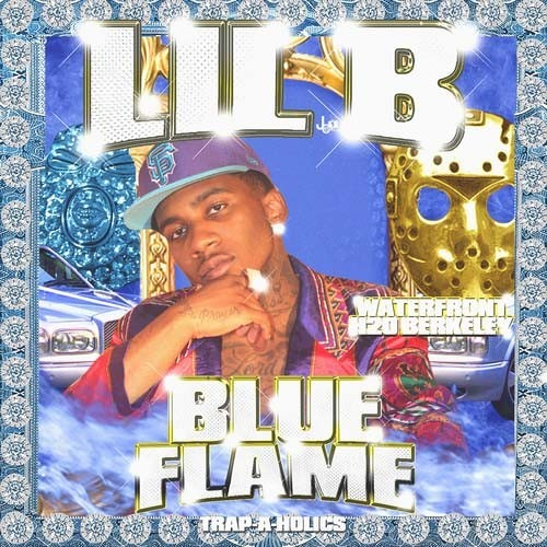 Lil B - Blue Flame (Remix) Official Instrumental Produced By The WatcherZ