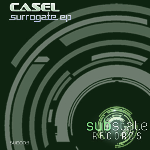 Casel - Surrogate E.P (Promomix SUB003) 3rd March in all stores!!! OUT!!!