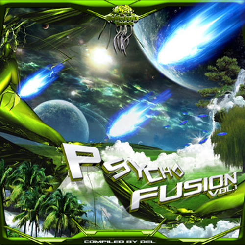 Del - PsychoFusion Power (OUT NOW on VA PsychoFusion by Biomechanix Rec)