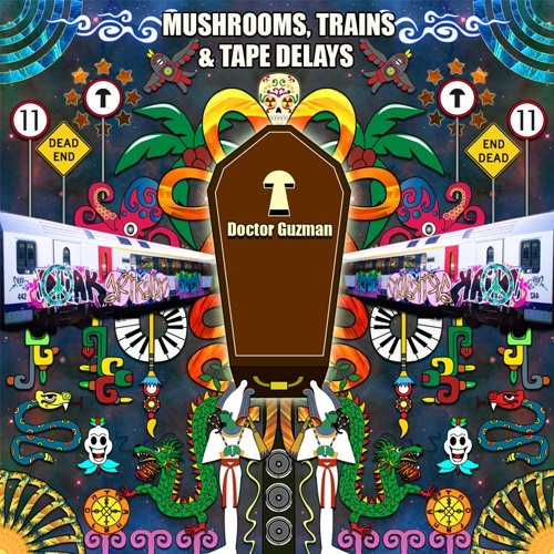 Mushrooms, Trains & Tape Delays EP (2012)