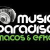 Music Paradise (DJ Macos) - Promo mix 2012