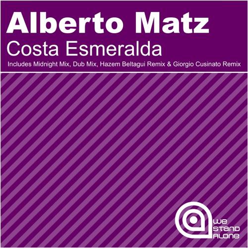 Alberto Matz - Costa Esmeralda (Giorgio Cusinato Remix) (edit)