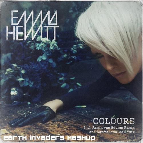 Emma Hewitt vs Cosmic Gate & Bjorn Akesson - Colours Religon (Mahmud Sherif & Mohamed Essam Mashup)