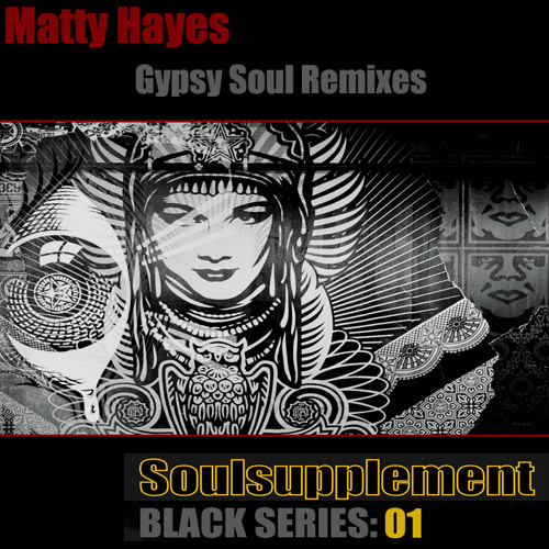 Gypsey Soul(Matty Hayes Dark Water Mix) Bruno Browning, Francesca Sisneros  (SC 128 kbps preview)