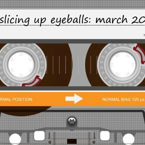 Auto Reverse: Slicing Up Eyeballs Mixtape (March 2012)