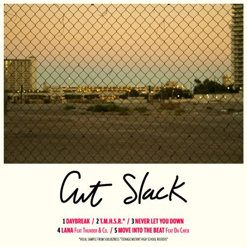 Cut Slack - Teaser Promo Ep