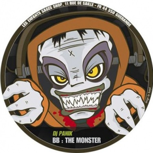 DJ PANIK - The Monster (Drum Orange Records #18)