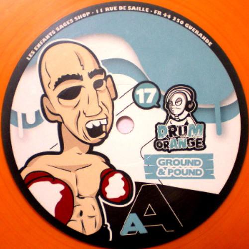 DJ PANIK & YOX  - Ground & Pound (Drum Orange Records #17)