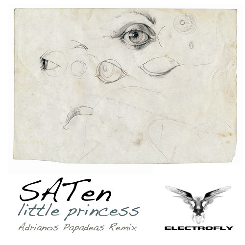 SATen - Little Princess (Adrianos Papadeas Nero Remix) [Electrofly Records]