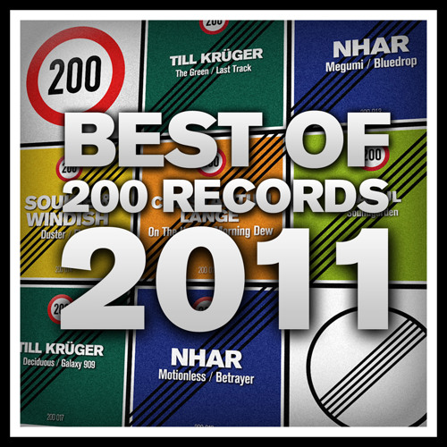 The Best Of 200 Records 2011 - Till Krüger Megamix
