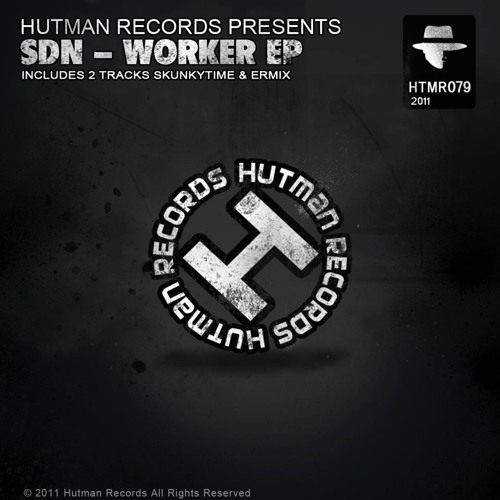 Worker ep Ermix (out 11/03/12) Hutman Rec. Frankfurt,Germany