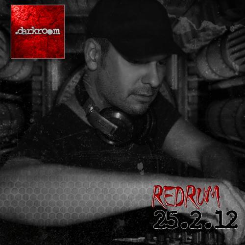 Martin Stace - LIVE@ .darkroom - Redrum 25.2.12