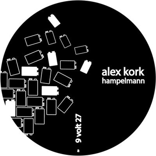 Alex Kork - Hampelmann (Ascon Bates Remix) on 9volt27