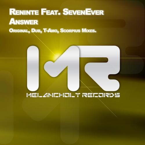 Reninte feat. SevenEver - Answer (T-Amo Remix) @ NAGY pres Tranceland From Canada 169 [Cut]