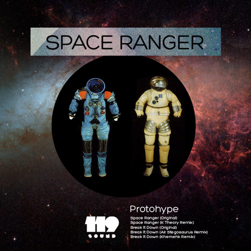 Space Ranger (Original Mix)