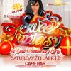 Live New Hip-Hop Set (Chuckie) - SWEET FANTASY - Bank Holiday Sat 7th April @ CAPE BAR