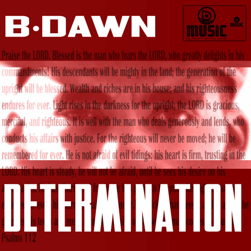 DETERMINATION feat. DimEgo